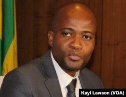 Docteur Hugues Guidigbi, à Lomé, Togo, le 31 mai 2018. (VOA/Kayi Lawson)