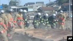 جاپان: بارش سے امدادی سرگرمیاں متاثر
