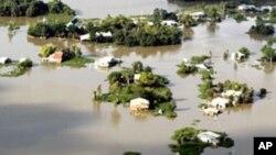 EUA ajudam vítimas das cheias em Moçambique