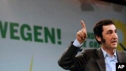 Yeşiller Partisi Eşbaşkanı Cem Özdemir
