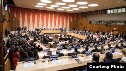 Заседание Генеральной Ассамблеи ООН (архивное фото)