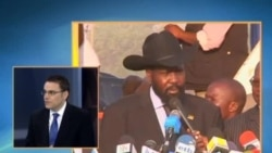 US Calls for Stable, Open South Sudan Government