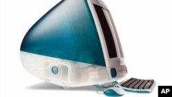 El diseño futurísta de la iMacv revolucionó la industria y la percepción de las computadoras personales.