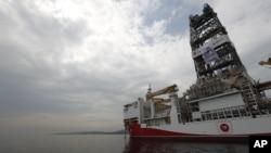 20 Haziran 2019, Türkiye, sondaj gemisi 'Yavuz'