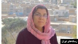 پروین محمدی، فعال کارگری و نائب رئیس اتحادیه آزاد کارگران ایران
