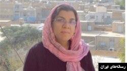 پروین محمدی فعال کارگری بازداشت شده در ایران