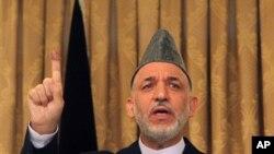 '아프간 대통령, 미군 군사작전 축소돼야'