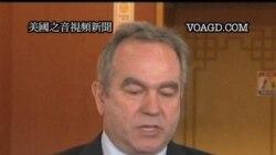 2012-02-01 美國之音視頻新聞: 美國願意用外交途徑處理北韓問題