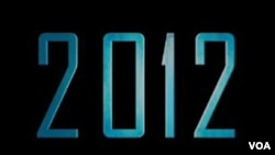 "La apocalíptica cinta, ""2012"", compite esta semana con ""Radio Pirata""."
