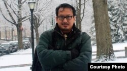 Dicky Sofjan, Dosen di Indonesian Consortium for Religious Studies (ICRS), Universitas Gadjah Mada di Yogyakarta (foto: courtesy).