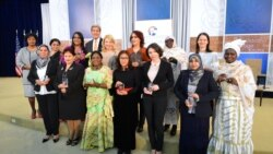 International Women of Courage Awards 2016