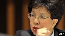 مارگریت چان، رئیس سازمان جهانی صحت