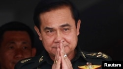 New PM in Thailand
