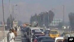 پل بهسود در شهر جلال آباد