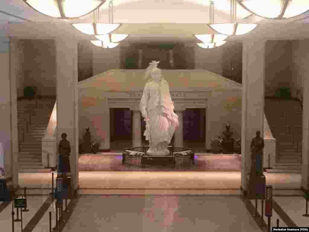 Kapitoliy - AQSh Kongressi joylashgan bino, Vashington