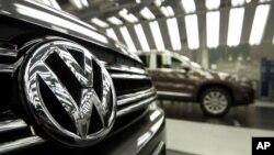 Pabrik VW di Chattanooga, Tennessee, adalah satu-satunya pabrik VW di dunia yang tidak ikut serikat buruh.