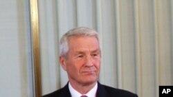 挪威諾貝爾委員會主席亞格蘭