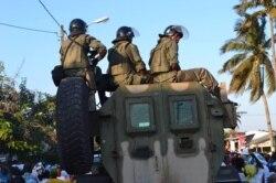 Analistas temem aumento da tensão militar em Moçambique - 2:54