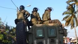 Levantamento popular leva seis pessoas à prisão em Manhiça