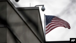 Bendera Amerika (foto: ilustrasi).