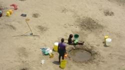 Namibe : Camponeses ocupam reservatorio de água da polícia - 2:01