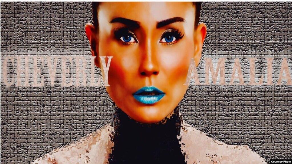 Cheverly Amalia, artis multi talenta asal Indonesia di Los Angeles (Dok: Cheverly Amalia)