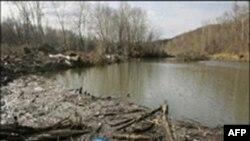 Nhũng hóa chất độc hại gây ô nhiễm cho không khí và nước