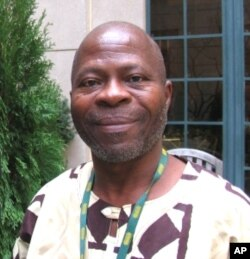 Liberia Electoral Commission Chairman James Fromayan