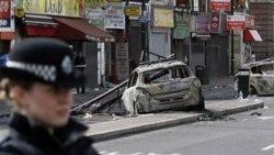 خشونت در محله اقليت های قومی در لندن