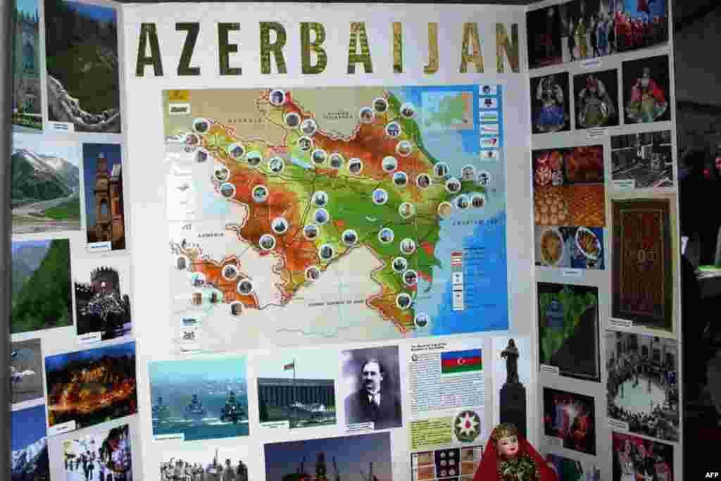 Azərbaycan xaricilərə tanıdılır