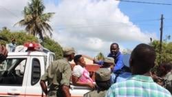Presidente do Município de Quelimane acusa Polícia de furar pneus da sua viatura