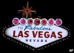 """""""Sin City"""" - Las Vegas, Nevada - brought out the big spenders when the government's largest procurer of property and supplies held a meeting there in 2010."""