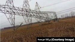 در حال حاضر مردم کابل در ٢۴ ساعت تنها دو ساعت از انرژی برق مستفید می گردند.