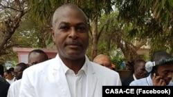 Abel Chivukuvuku, promotor do Pra-Já - Servir Angola (Foto de Arquivo)