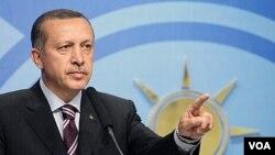 PM Turki Recep Tayyip Erdogan mengemukakan bahwa Israel merupakan ancaman karena memiliki senjata nuklir.
