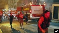 Пожар в ночном клубе Kiss. Санта-Мария, Бразилия. 26 января 2013 года