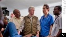 U.S. Aid Pours Into Haiti
