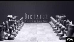 """""""Diktator"""" videosundan kadr"""