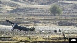 Presidenti Karzai: 31 ushtarë amerikanë dhe 7 afganë humbën jetën nga përplasja e një helikopteri në Afganistan