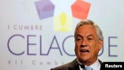 El presidente de Chile, Sebastián Piñera, dijo que están dispuestos a llegar hasta las últimas consecuencias para proteger su territorio.