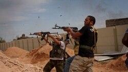 نیروهای دولتی لیبی به حمله به سرت ادامه می دهند