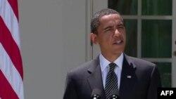 """Barak Obama:"""" Maliyyə islahatlarına dair qanun iqtisadi dirçəliş planının təməl daşıdır"""""""