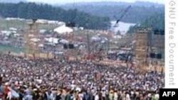 چهل سال از واقعه کنسرت بزرگ ووداستاک گذشت