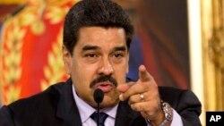 니콜라스 마두로 베네수엘라 대통령. (자료사진)