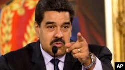 Tổng thống Venezuela Nicolas Maduro. (Ảnh tư liệu)