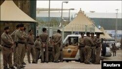 Saudi religious police