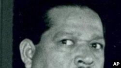 This undated photograph provided by La Prensa Grafica newspaper shows former Salvadoran official Inocente Orlando Montano in San Salvador, El Salvador