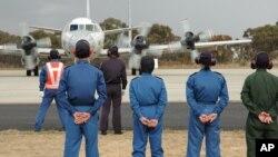 可能参加美军南中国海定期巡逻的日本P-3C侦察机