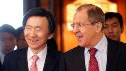 뉴스포커스: 한-러 외무장관 북핵 논의...유엔 인권이사회 북한 인권상황 우려