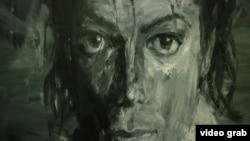 """La exposición """"Michael Jackson: On the Wall"""", en el Grand Palais de París, presenta una variedad de retratos y obras inspiradas en Jackson que incluyen collages y videos."""